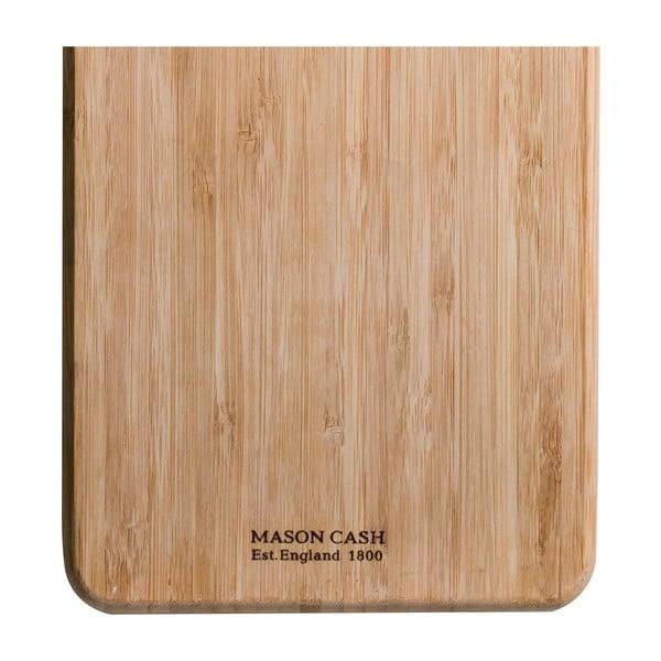 Bambusowa deska do serwowania Essentials, długość 59 cm