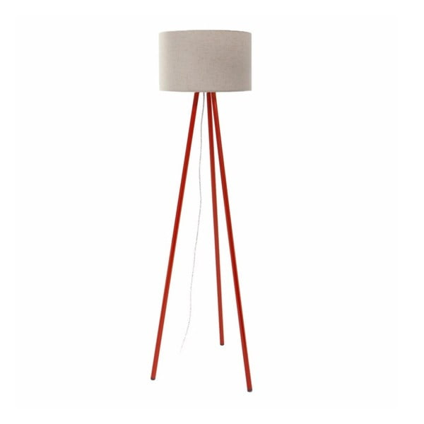 Lampa stojąca Tom White/Red