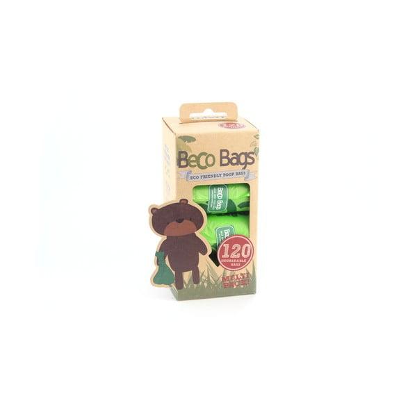 Zestaw 120 woreczków na odchody Beco Bags