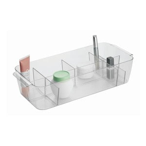 Organizer InterDesign Clarity Cosmetic, dł. 40,5 cm