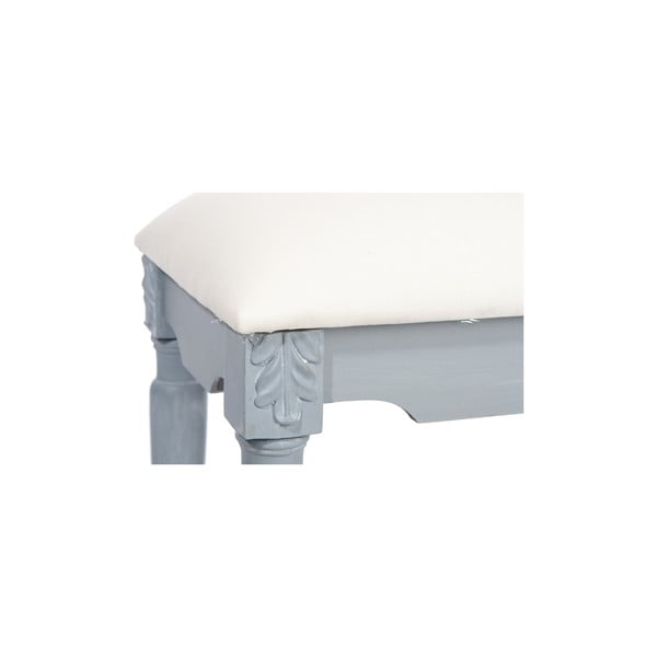 Toaletka z taboretem Blue