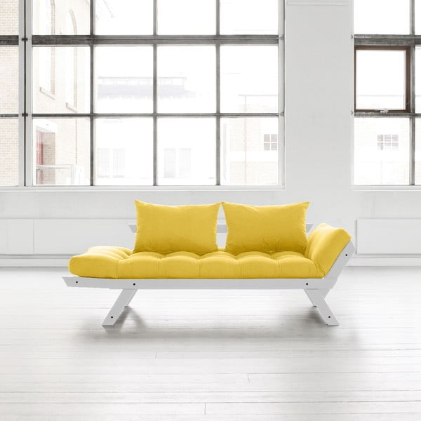 Sofa Karup Bebop Cool Grey/Amarillo
