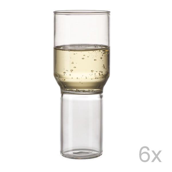 Zestaw 6 szklanek Higher