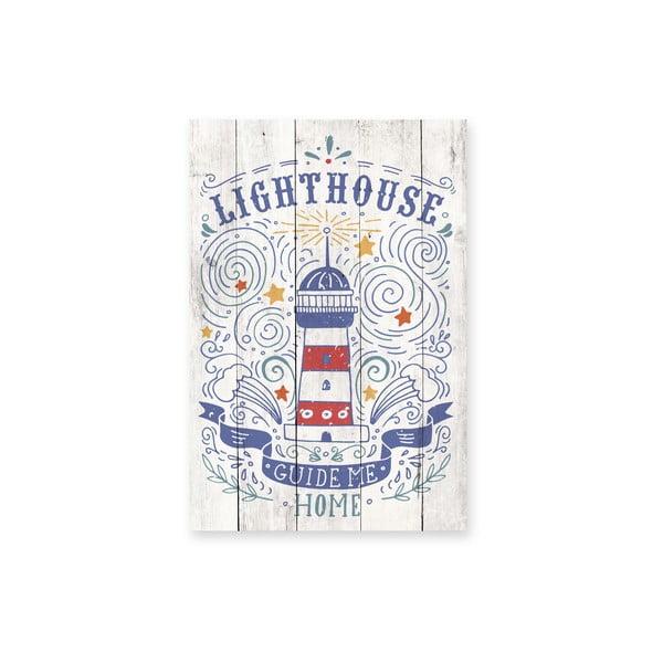 Tablica ścienna Lighthouse