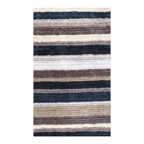 Dywan tuftowany ręcznie nuLOOM Stripes Blumulti, 122x183 cm
