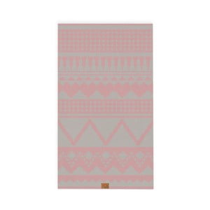 Ręcznik kąpielowy Hawke&Thorn Crosstitch, 90 x 160 cm