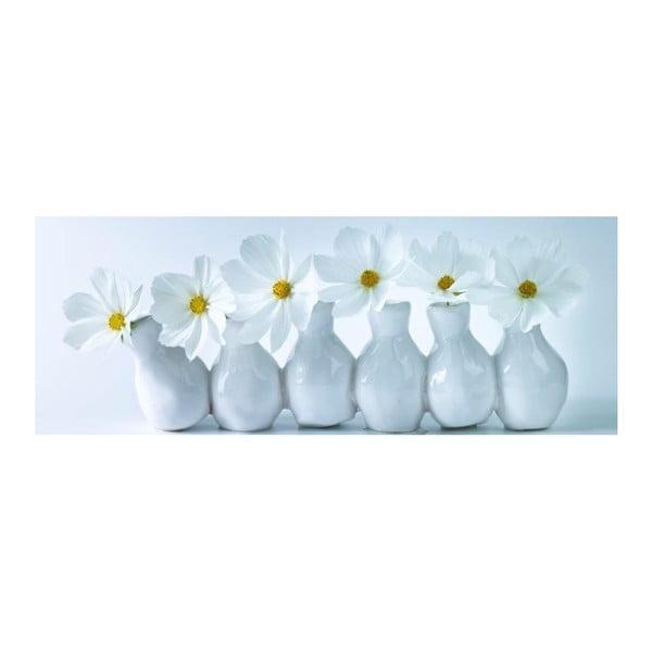 Obraz DecoMalta Flowers, 80x30cm