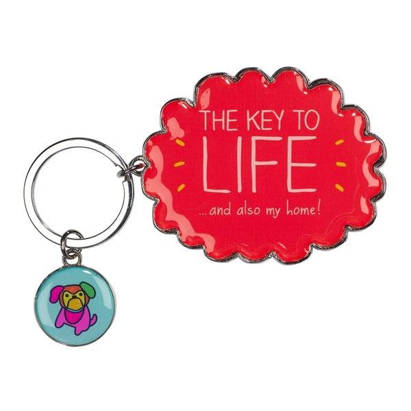 Breloczek Happy Jackson Key To Life