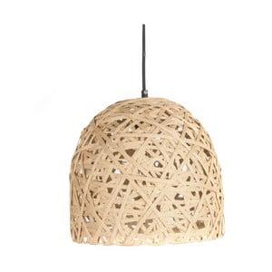 Lampa wisząca Present Time Nest Natural
