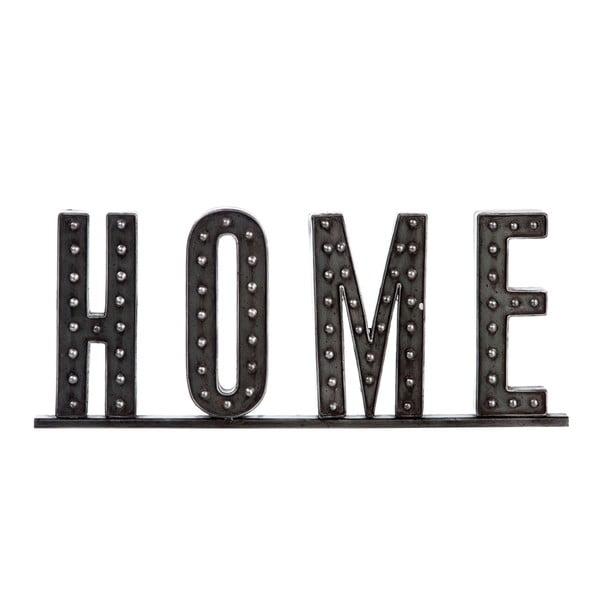 Napis dekoracyjny Home, 51 cm