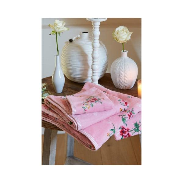 Ręcznik Granny Pip Pink, 30x50 cm