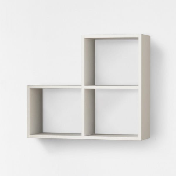 Półka 3Cubes 62x70 cm White