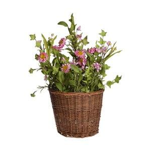 Sztuczny kwiat w koszyku In Basket