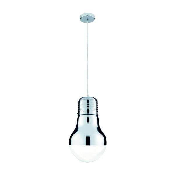 Lampa wisząca Searchlight Neo, srebrna