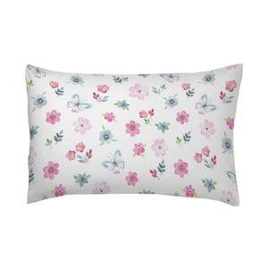 Poszewka na poduszkę Snow Pink, 70x90 cm