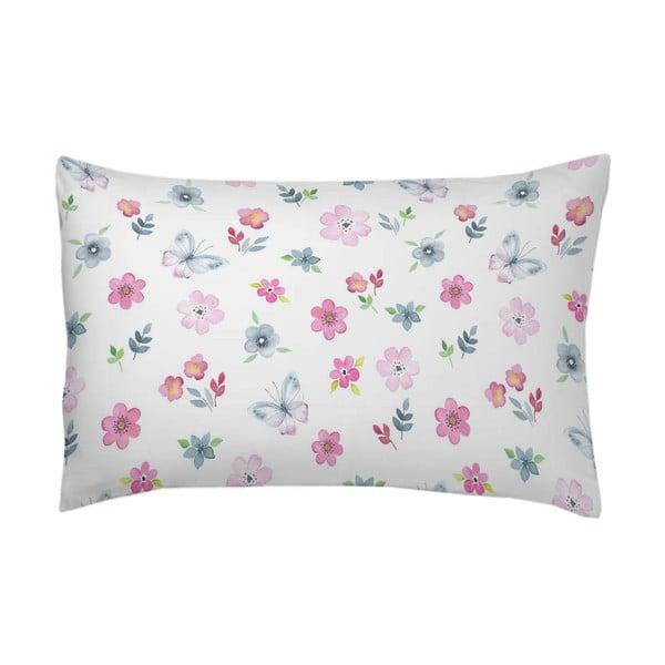 Poszewka na poduszkę Snow Pink, 50x70 cm