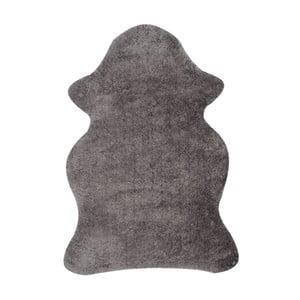 Szara skóra ekologiczna Safavieh Tegan, 121x182 cm