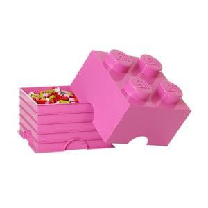 Różowy pojemnik LEGO® Friends